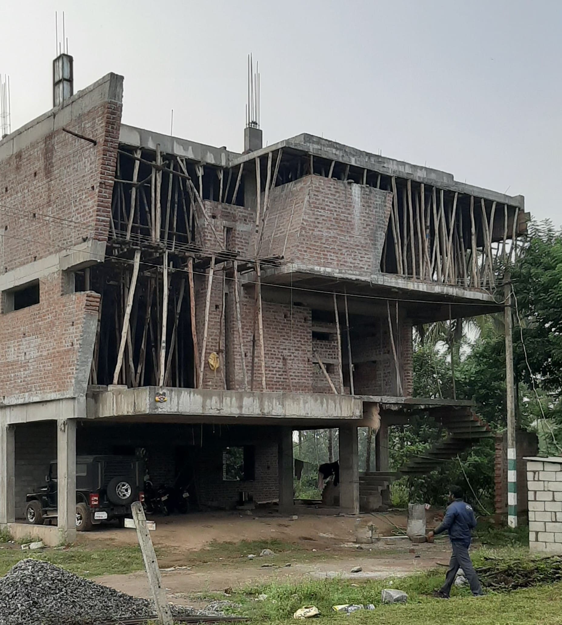 kushalnaga project contruction image 1